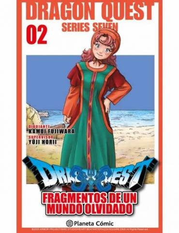 Dragon Quest VII Nº02/14