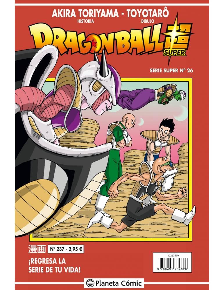 Dragon Ball Serie Roja Nº237