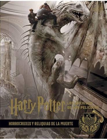 Harry Potter: Los Archivos de las Películas 3. Horrocruxes y Reliquias de la Muerte