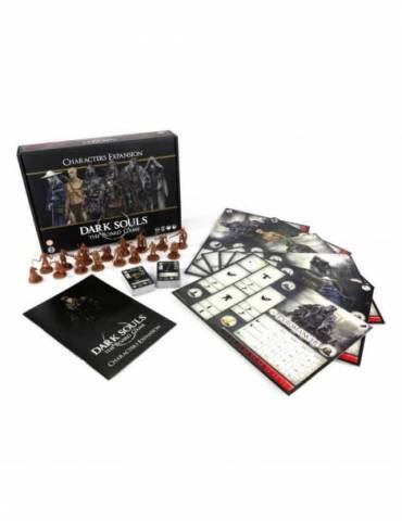 Dark Souls: The Board Game - Characters Expansion