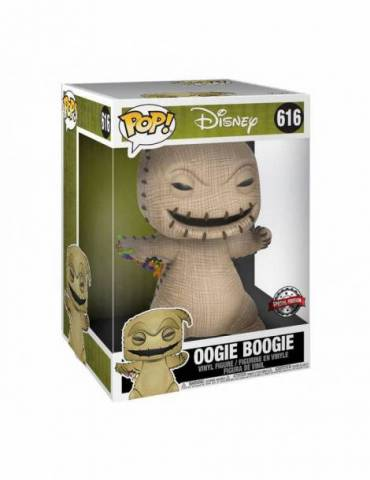 Figura Pop Nightmare before Christmas Super Sized Oogie Boogie 25 cm