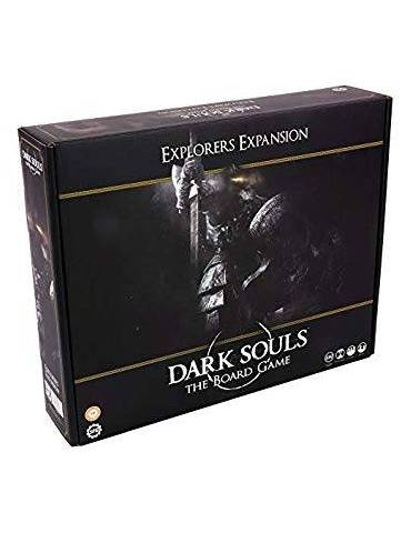 Dark Souls: The Board Game - Explorers Expansion (Inglés)