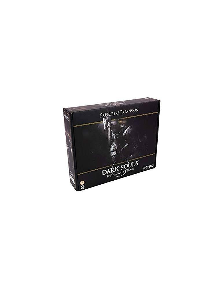 Dark Souls: The Board Game - Explorers Expansion (Inglés)