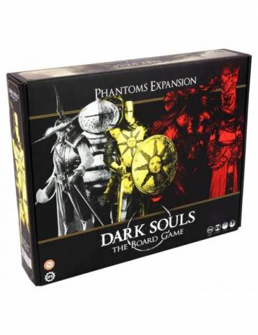 Dark Souls: The Board Game - Phantoms Expansion (Inglés)