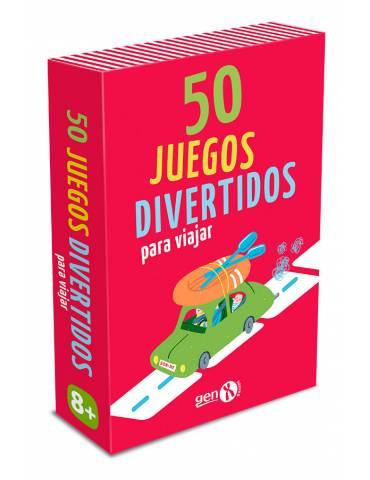 50 Juegos para jugar viajando