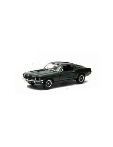 Vehículo Bullitt 1/24 1968 Ford Mustang GT