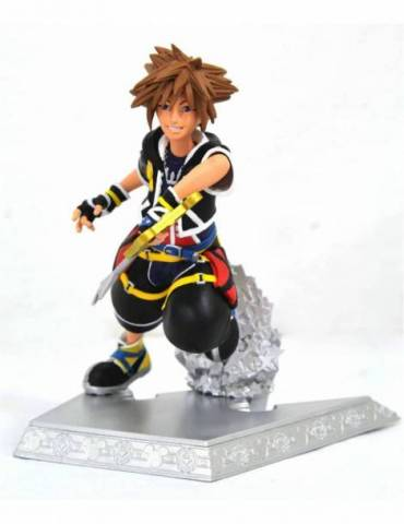 Diorama Kingdom Hearts...