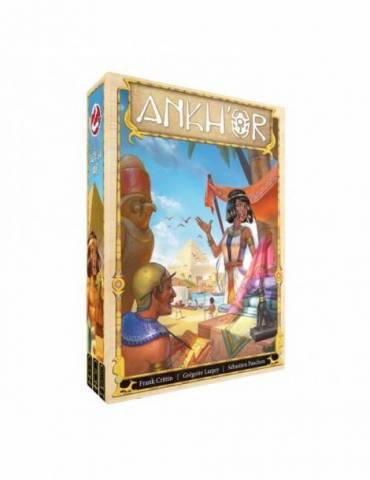 Ankh'or (Inglés)