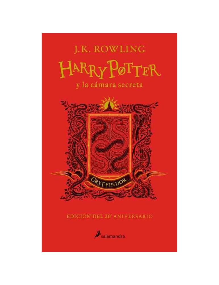 Harry Potter y La Cámara Secreta. Edición Gryffindor