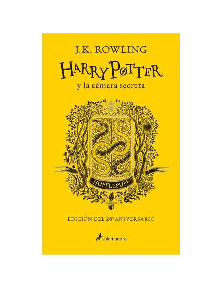 Harry Potter y La Cámara Secreta. Edición Hufflepuff