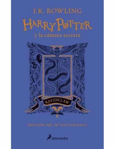 Harry Potter y La Cámara Secreta. Edición Ravenclaw