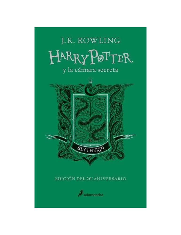 Harry Potter y La Cámara Secreta. Edición Slytherin