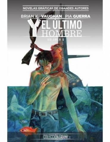 Colección Vertigo núm. 34: Y