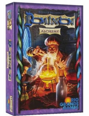Dominion: Alchemy (Inglés)