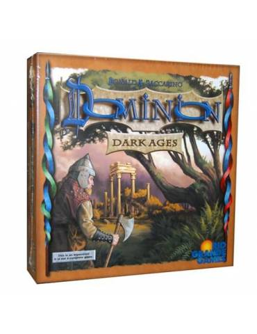 Dominion: Dark Ages (Inglés)