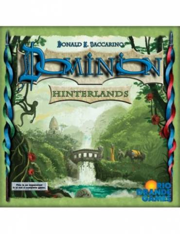 Dominion: Hinterlands (Inglés)