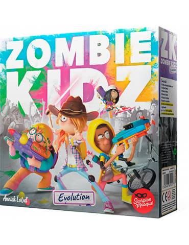 Zombie Kidz Evolution...