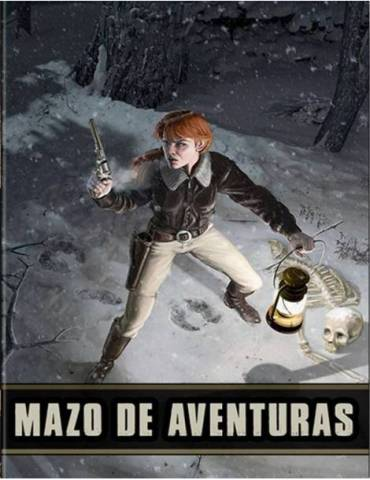 Savage Worlds: Edición Aventura - Mazo de Aventura