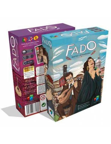 Fado: Duets and Impromptus