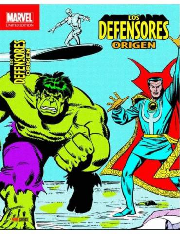 Los Defensores Origen (Marvel Limited Edition)