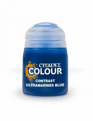Pintura Citadel Contrast: Ultramarines Blue