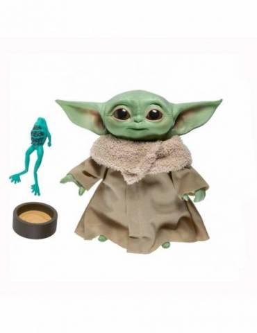 Peluche Parlante Star Wars The Mandalorian: The Child 19 cm