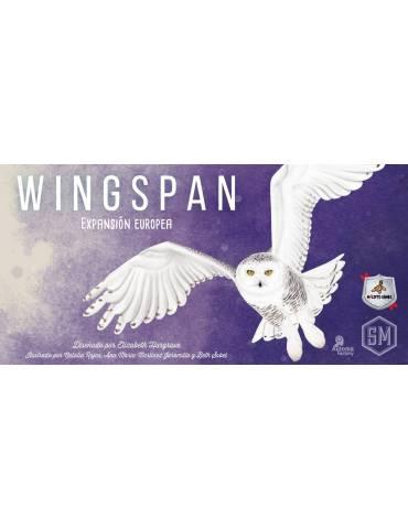 Wingspan: Expansión Europea (Castellano)