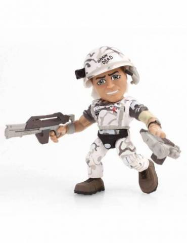 Minifigura Aliens Action Vinyls 8 cm Wave 1: William Hudson Grey Camo