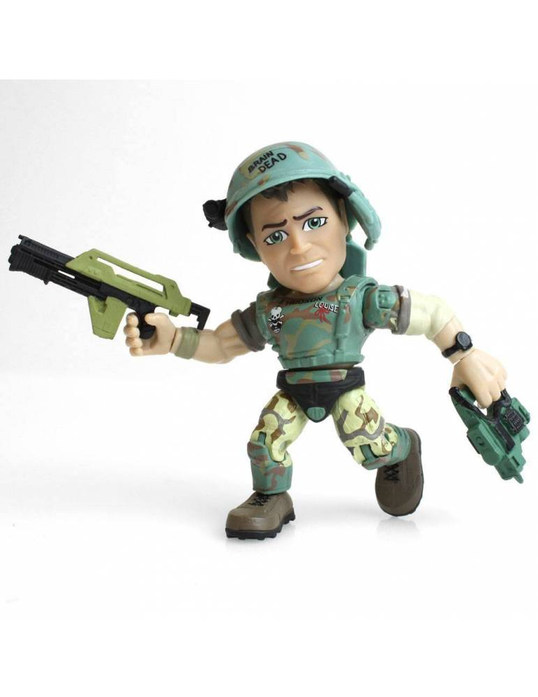 Minifigura Aliens Action Vinyls 8 cm Wave 1: William Hudson Green Camo