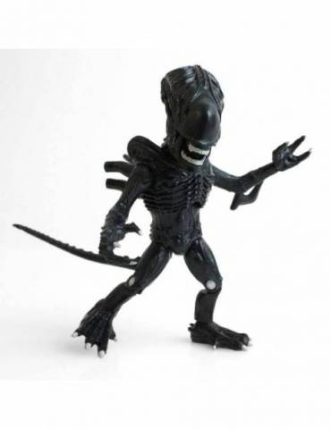 Minifigura Aliens Action Vinyls 8 cm Wave 1: Xenomorph Black & Ovomorph Egg Closed