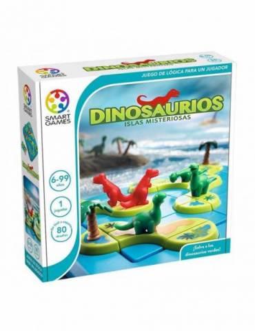 Dinosaurios Islas Misteriosas