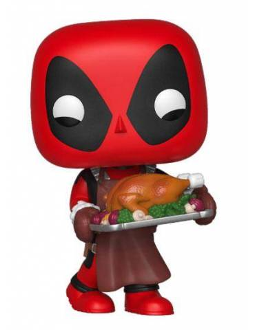 Figura POP Marvel Holiday:...
