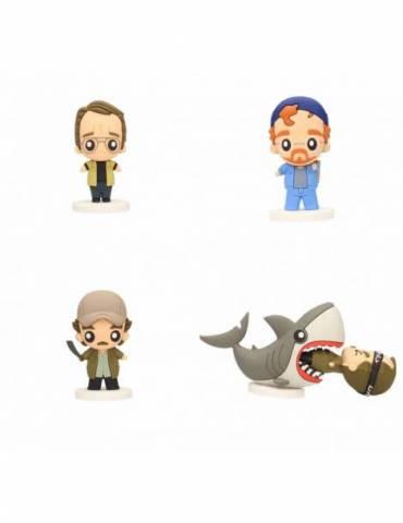 Set 4 Figuras Goma Pokis:...