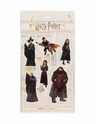 Imanes Harry Potter: Set B...