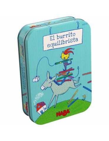 El Burrito Equilibrista