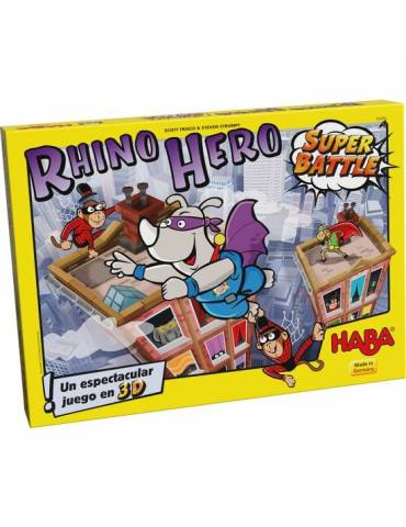 Rhino Hero - Super Battle...