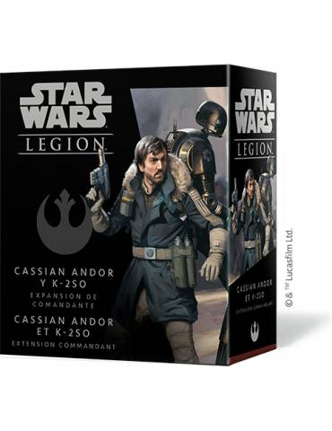 Star Wars: Legión - Cassian...