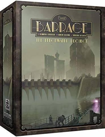 Barrage: El proyecto...