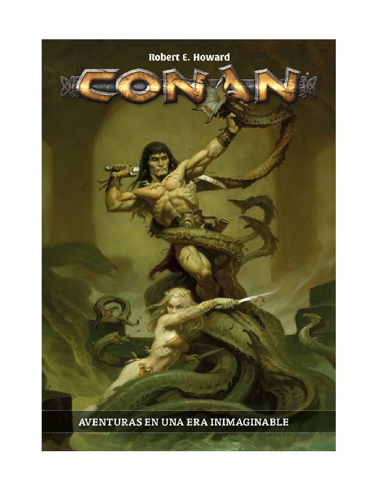 Conan: aventuras en una era inimaginable (Edición Retail)