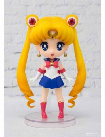 Figura Sailor Moon: Sailor Moon FiguArts Mini 9 cm