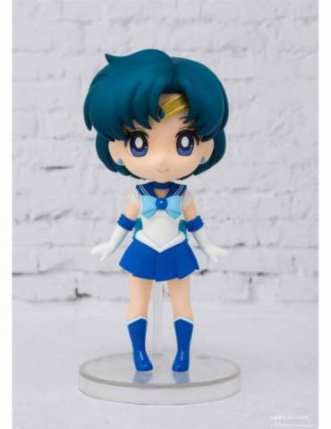 Figura Sailor Moon: Sailor Mercury FiguArts Mini 9 cm