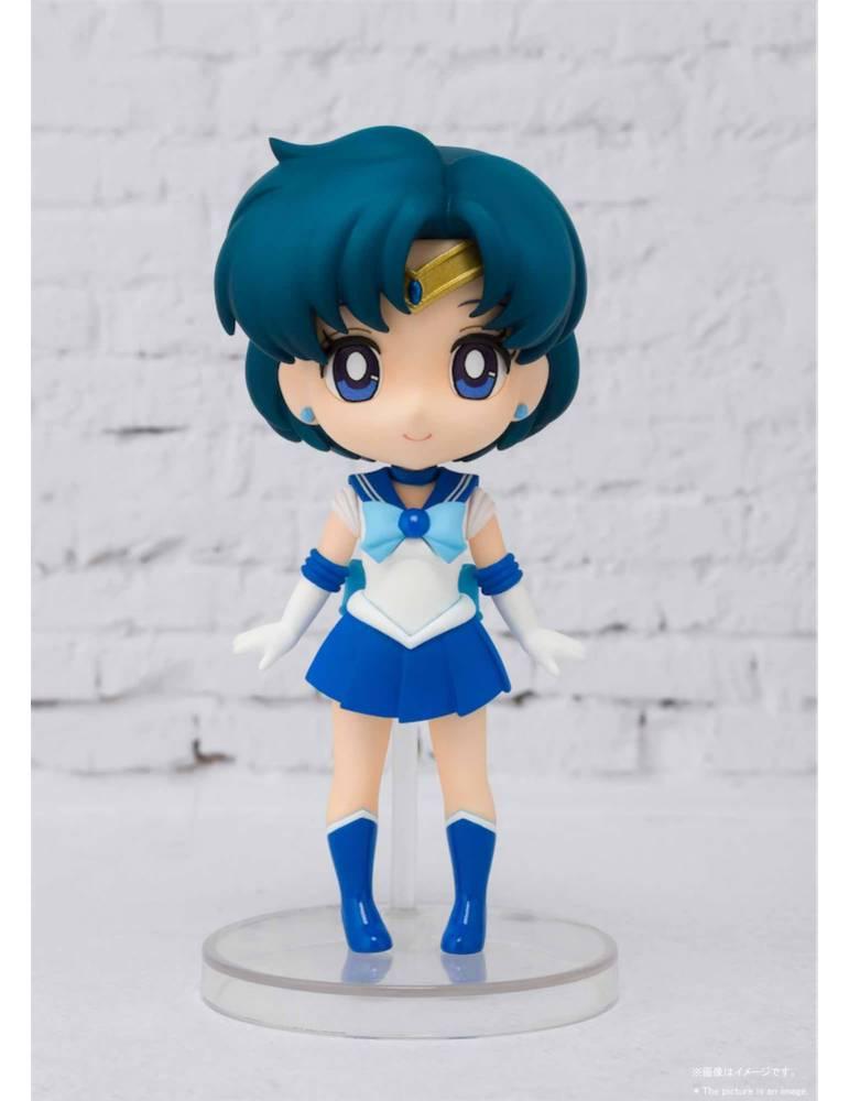 Figura Sailor Moon: Sailor Mercury FiguArts Mini 9 cm