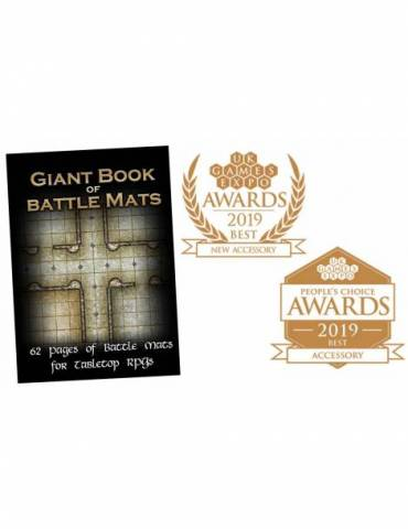 The Giant Book of Battle Mats