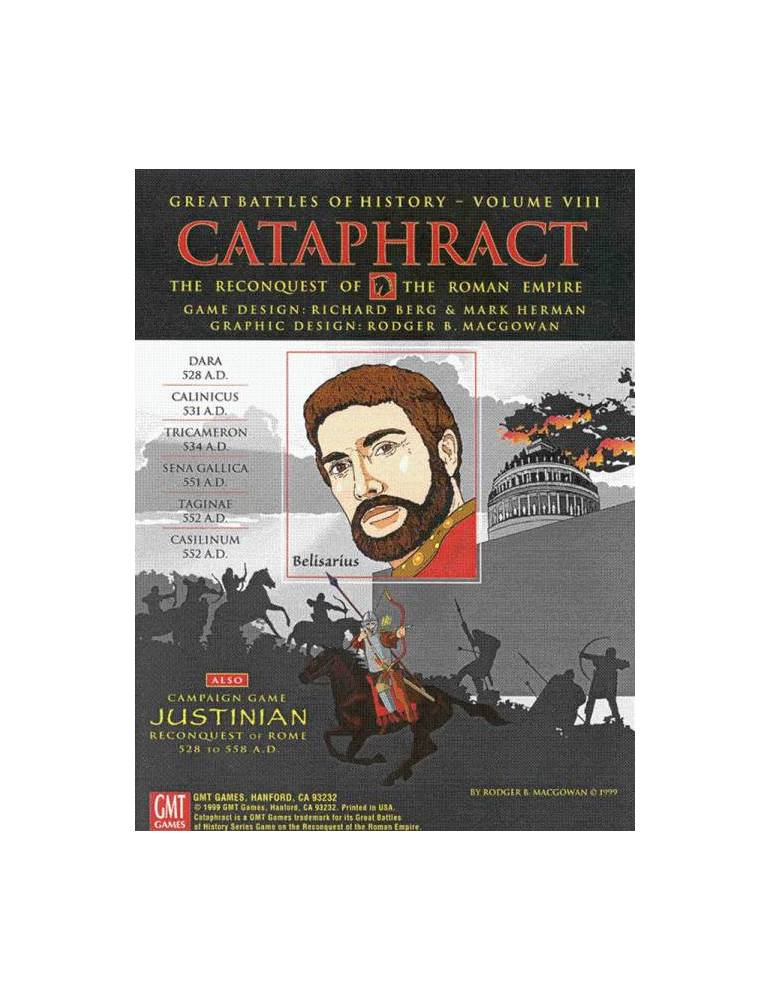 Cataphract (Second Printing)