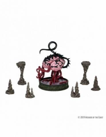 D&D Icons of the Realms Miniatures: Volo & Mordenkainen's Foes - Elder Brain Premium Set