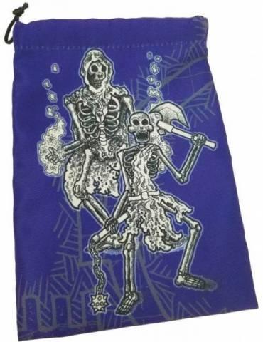Bolsa para dados Skeletons