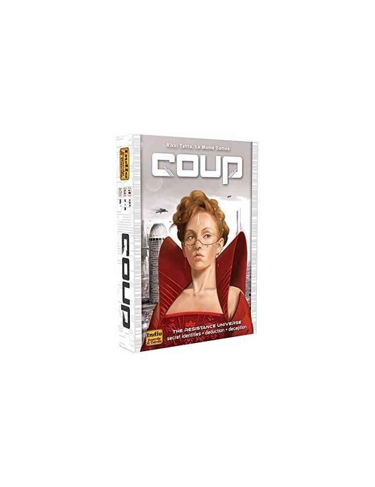 Coup (Inglés)