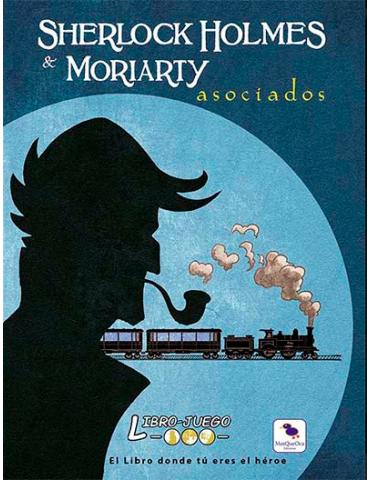Libro-Juego: Sherlock...