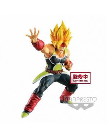 Figura Dragon Ball Z Posing Figure Series: Bardock 17 cm