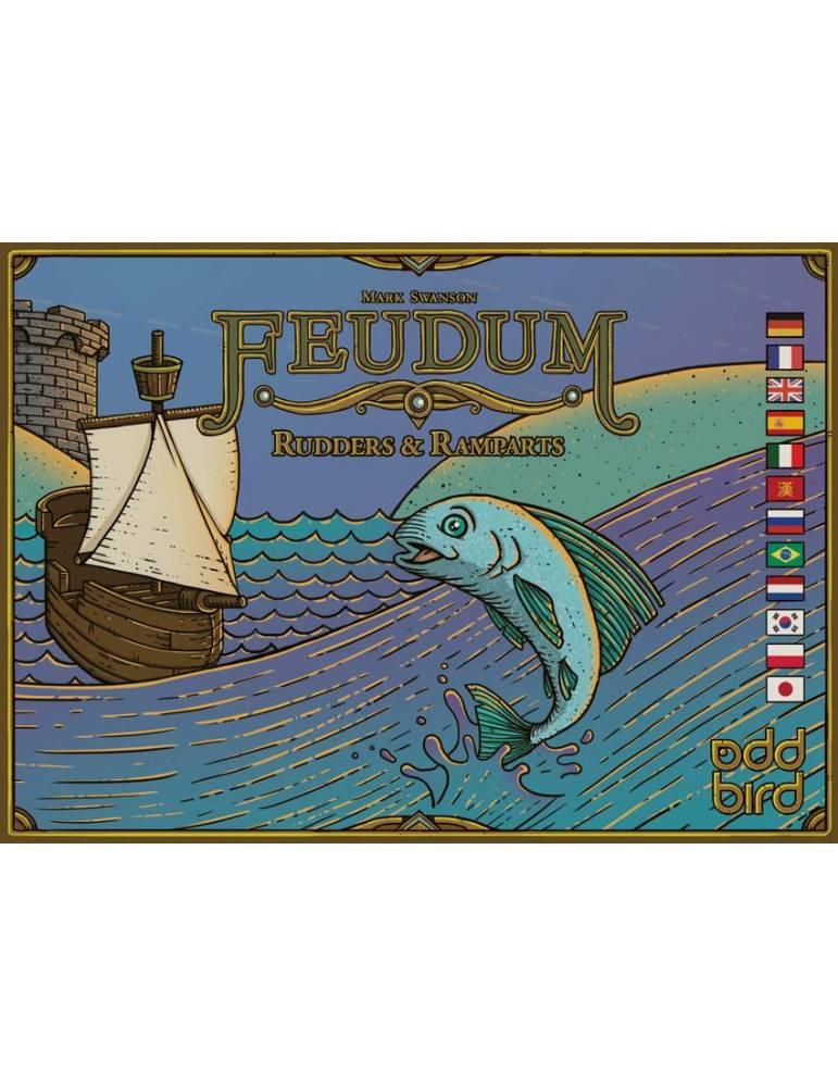 Feudum: Rudders & Ramparts (Edición Kickstarter)